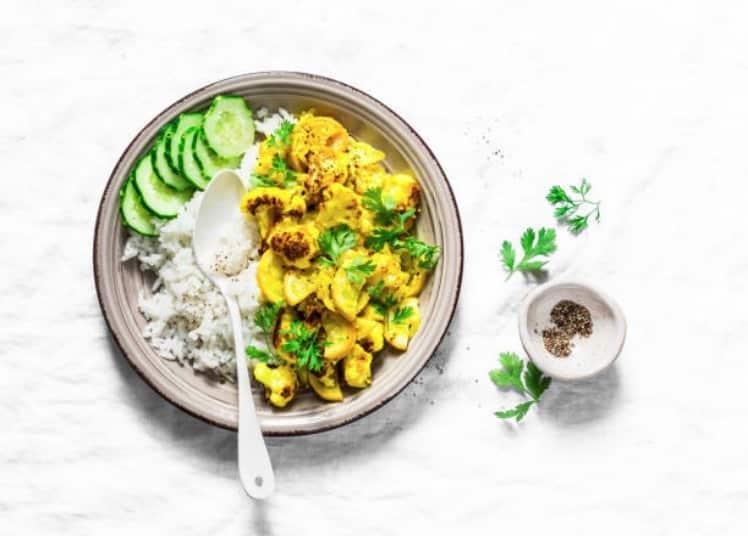 Curry de légumes : une recette parfumée et légère