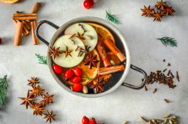 Fruits d'hiver aux épices : la recette des cocottes multivitaminées